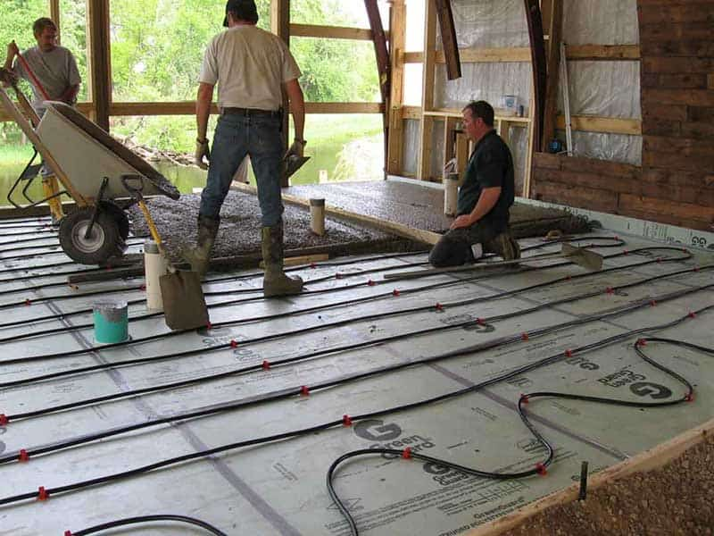 Install-Radiant-Floor-Installation